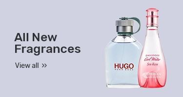 Fragrances for Men & Women